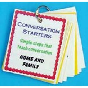 Verbal Behaviour Flash Cards